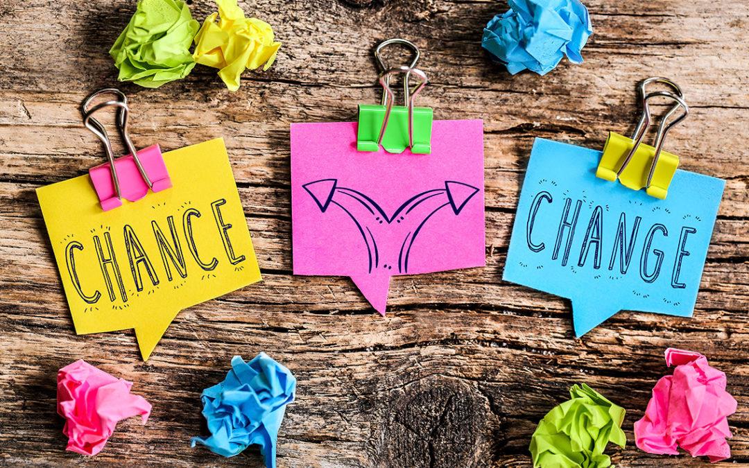 Veränderung als Chance begreifen