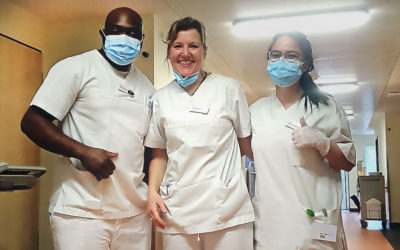 Mein Corona – Einsatz im Krankenhaus