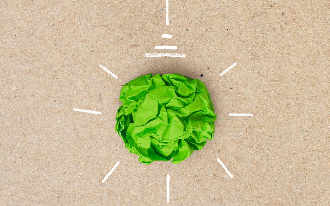 Was wir selber tun können, um nachhaltiger zu handeln – Papier