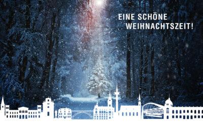 Eine schöne Weihnachtszeit!