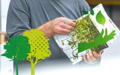 Alle Welt spricht von Nachhaltigkeit, auch die Druckereibranche.